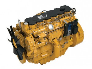 C6.6 Acert Cat Engine