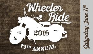 13th Annual Wheeler Ride