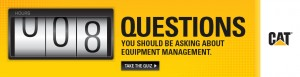 Questions you should be asking about Equipment Management
