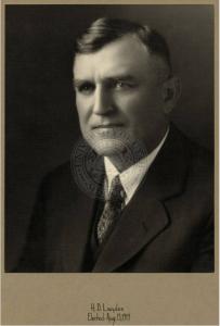 Herbert Landis 1919
