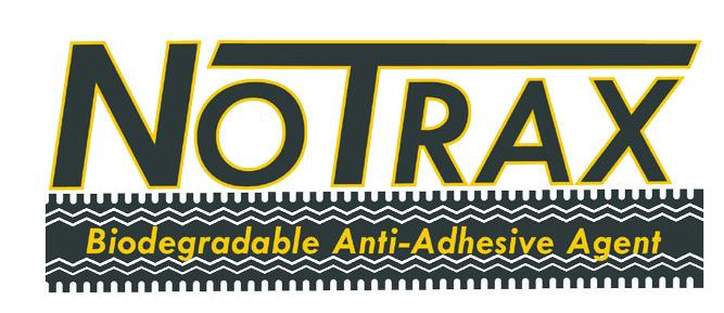 NoTrax Logo - Biodgradeable Anti-Adhesive