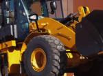 CAT excavator construction machines