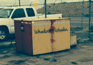 Wheeler Machinery Co. Castledale Drop Box