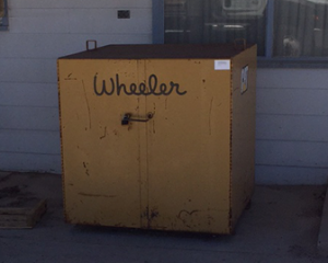Coalville Drop Box