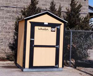 Park City Wheeler CAT drop box