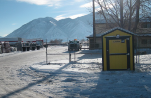 Wheeler Machinery Co. Spanish Fork Drop Box