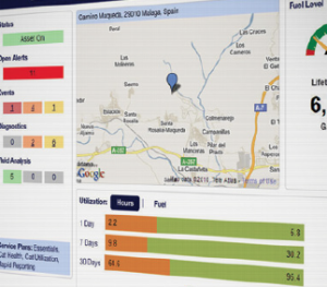 Visionlink Fleet Map