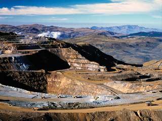 Terrain Mining Technology -Minestar