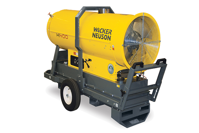 Wacker Neuson Hi 400hd D Portable Heater For Sale