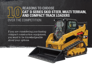 10 Reasons to Choose Cat over the competition