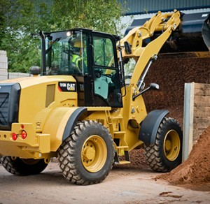 Rental Cat Front End Loader