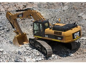 Cat Hydraulic Excavator Undercarriage