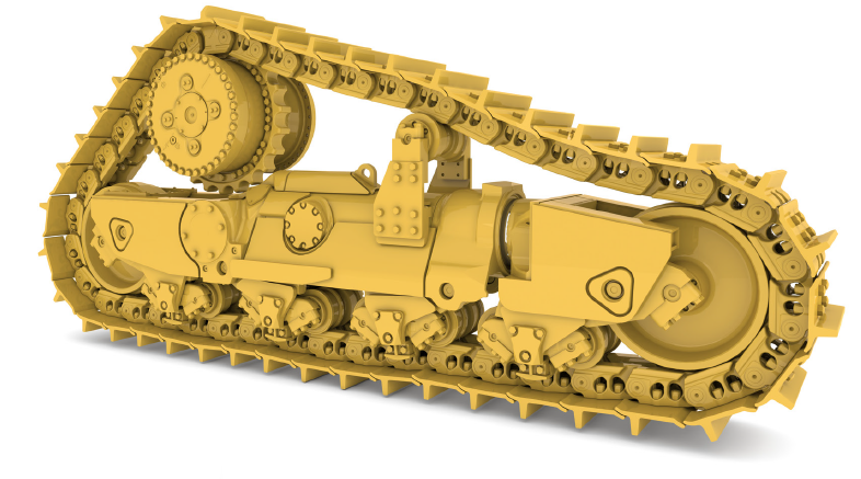 Cat Dozer Undercarriage | Wheeler Machinery Co