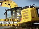 326 F Cat Excavator