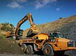 349 F Cat Hydraulic Excavator