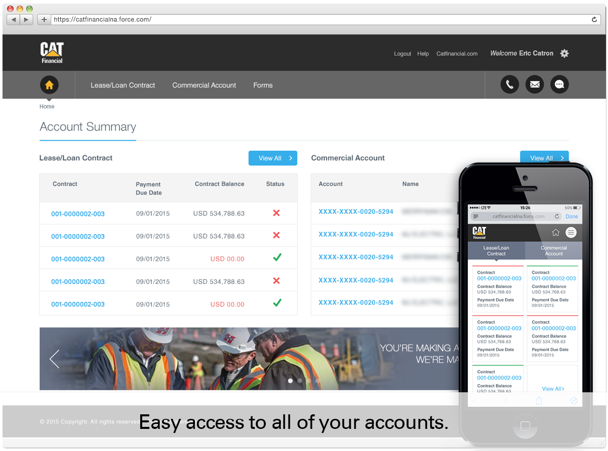 Digital Account Ledger