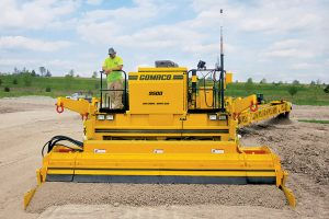 GOMACO 9500 Trimmer/Placer