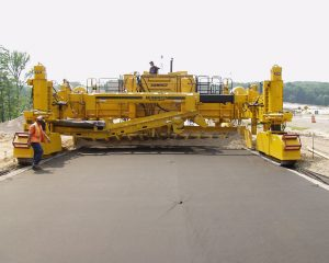 GOMACO Placer Spreader PS-4000