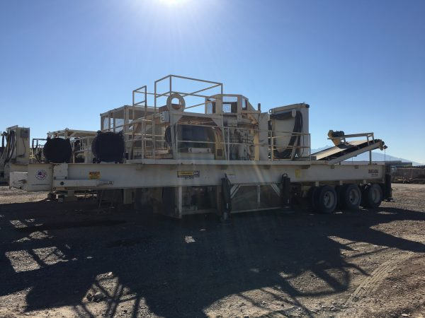 Cat Track Mounted Crushers For Rent | Wheeler Machinery Co
