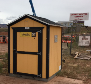 Moab Utah Drop Box | Wheeler Machinery Co.