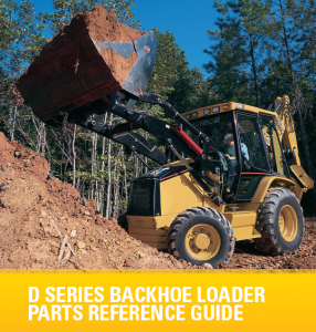 D Series Backhoe Loader