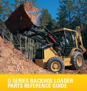 D Series Backhoe Loader