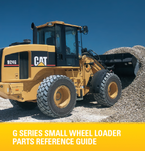 G Series Small Wheeler Loaders
