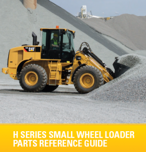 H Series Small Wheeler Loader Parts Guide