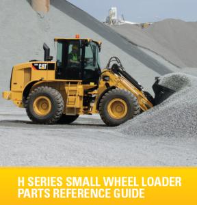 H Series Small Wheeler Loader Parts Guide