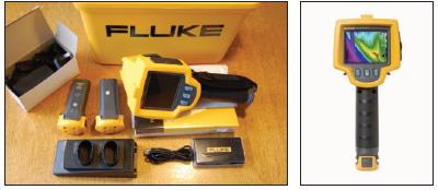 FLUKE infrared technology equipment