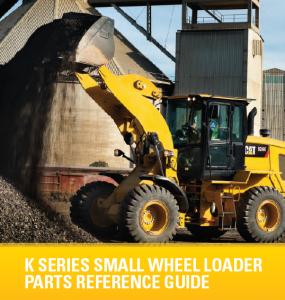 K Series Small Wheeler Loader Parts Guide