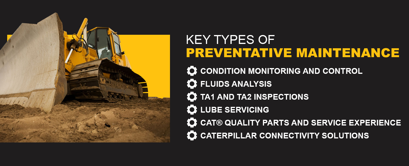 Key Types of Preventative Maintenance